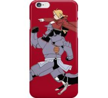 Edward and Alphonse iPhone Case/Skin