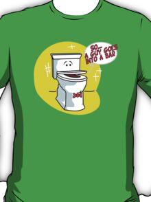 Toilet Humor T-Shirt