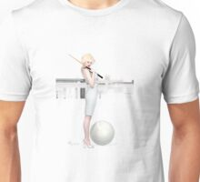 Poolgames 2012 - The Queue Ball Unisex T-Shirt