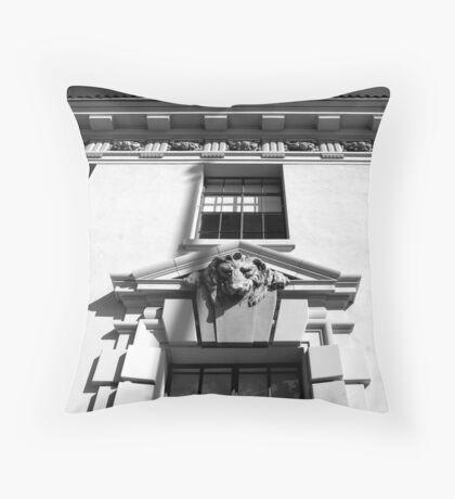 CLASSIC FACADE Throw Pillow