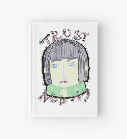 Trust Nobody Hardcover Journal