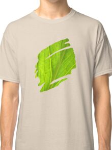 Green Leaf Abstract Classic T-Shirt