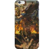 Saint Gordon Ramsay and the Holy Risotto iPhone Case/Skin