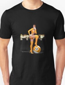 Poolgames 2012 - No. 13 T-Shirt