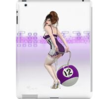 Poolgames 2012 - No. 12 iPad Case/Skin