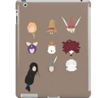 FFIX Party Faces iPad Case/Skin