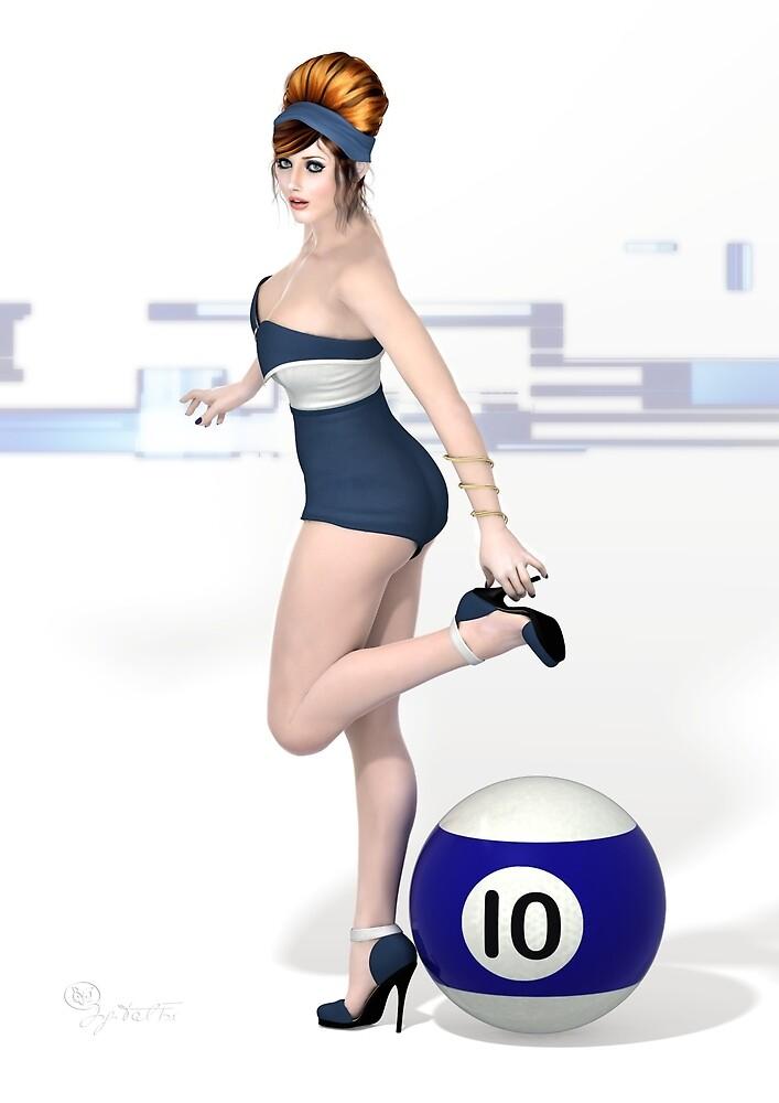 Poolgames 2012 - No. 10 by DigitalFox