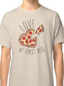 Love At First Bite Classic T-Shirt