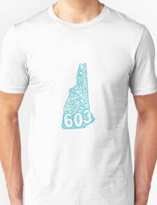603_NH_Blue Unisex T-Shirt