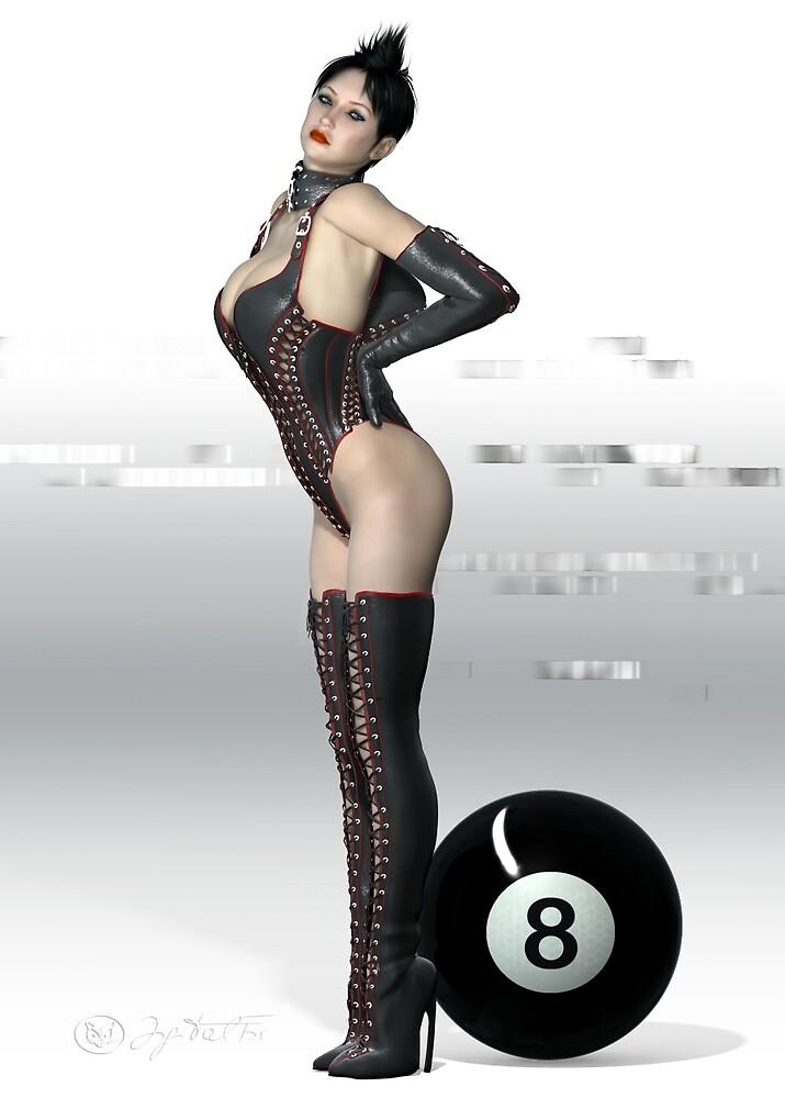 Poolgames 2012 - No. 8 by DigitalFox