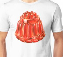 Jello Mold Pattern Unisex T-Shirt