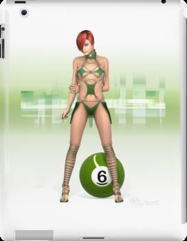 Poolgames 2012 - No. 6 by DigitalFox