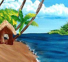 Okos Little Secrete Hide-away........... by WhiteDove Studio kj gordon