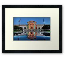 MIA - Minneapolis Institute of Art Framed Print