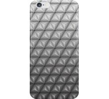 Spaceship Earth iPhone Case/Skin