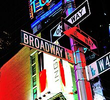 Broadway Magic by bwaters
