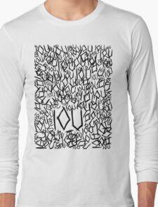 IOU Long Sleeve T-Shirt