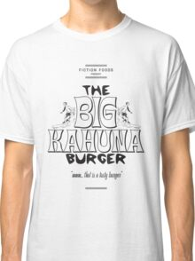 Big Kahuna Burger - Pulp Fiction Classic T-Shirt