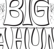 Big Kahuna Burger - Pulp Fiction Sticker