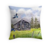 In Times Gone By  Throw Pillow