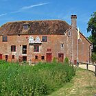 A Dorset Corn Mill by RedHillDigital