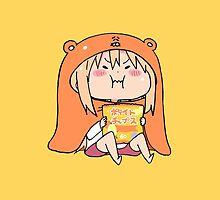 Himouto! Umaru-chan – Chips by gentlemenwalrus