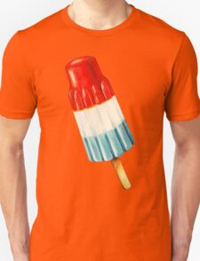 Bomb Pop Pattern Unisex T-Shirt