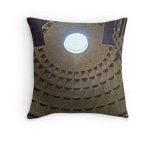 The Pantheon, Rome, Italy Throw Pillow