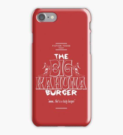 Big Kahuna Burger White - Pulp Fiction iPhone Case/Skin