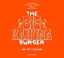 Big Kahuna Burger White - Pulp Fiction Unisex T-Shirt