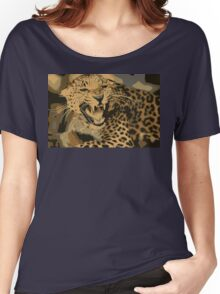Wild leopard in 7 colors Women's Relaxed Fit T-Shirt