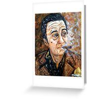 Jimmy Conway Greeting Card