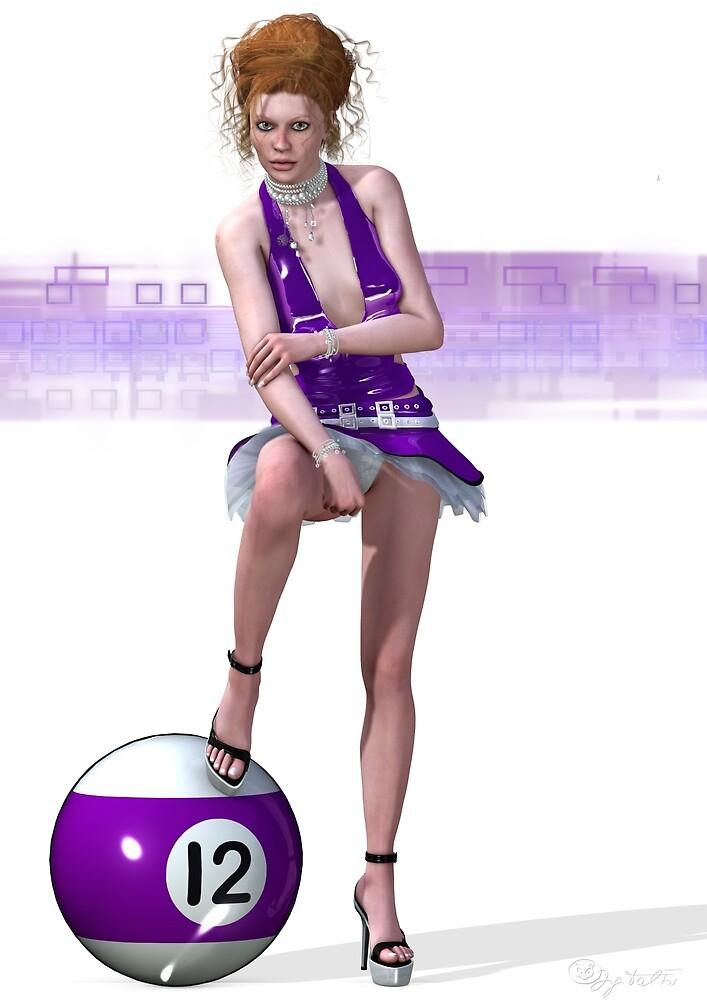Poolgames 2009 - No. 12 by DigitalFox