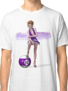 Poolgames 2009 - No. 12 Classic T-Shirt