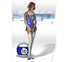 Poolgames 2009 - No. 10 Poster