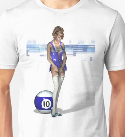 Poolgames 2009 - No. 10 Unisex T-Shirt