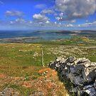 Ballyvaughan View by John Quinn