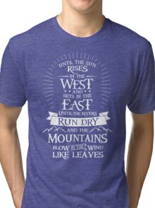 The Promise Tri-blend T-Shirt