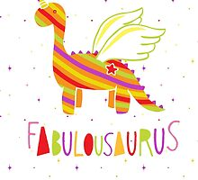 Fabulousaurus by Amy Grace