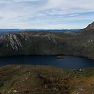 Cradle Mountain and Dove Lake by Will Hore-Lacy