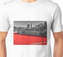 Sea Of Red Unisex T-Shirt