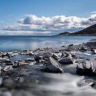 A Beach at 70ºN by Kristin Repsher