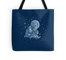 Space Bear Tote Bag
