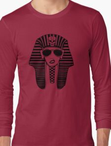 Ancient and Awesome (all black version) Long Sleeve T-Shirt