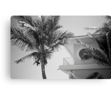 Tropical Blend Canvas Print