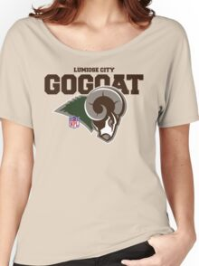Lumiose City Gogoat Women's Relaxed Fit T-Shirt