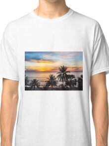 Sunset in Paradise Classic T-Shirt