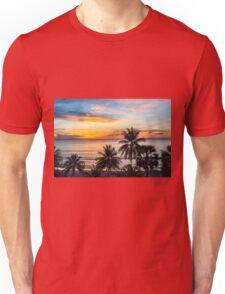 Sunset in Paradise Unisex T-Shirt