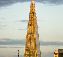 The Shard, London by Graham Prentice