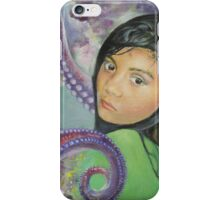 The other girl under the sea iPhone Case/Skin
